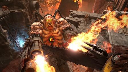 Doom Eternal Urban Assault