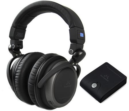 SoundMagic WP10, auriculares inalámbricos con DAC USB