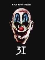 '31' de Rob Zombie, cartel y teaser