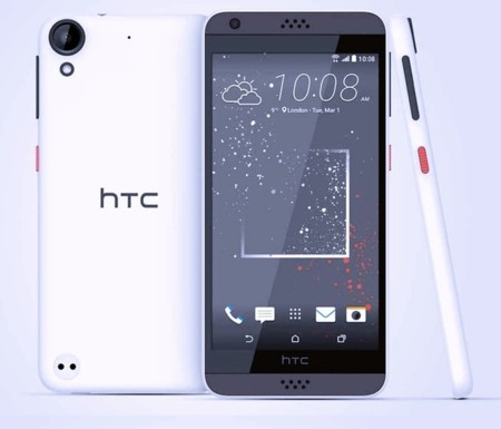 HTC A16 filtrado