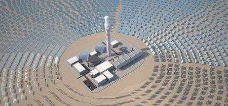 """Este proyecto de planta solar gigante en el Sáhara podría """"alimentar"""" a parte de la Unión Europea"""