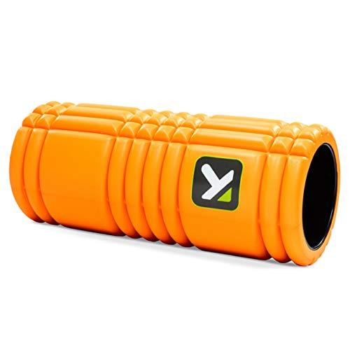 Trigger Point Performance The Grid - Rodillo de espuma para entrenamiento y masajes, color Naranja, Talla única
