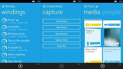 Microsoft Research crea WindUp, una aplicación de mensajería efímera al estilo Snapchat