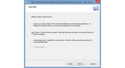 Microsoft Malicious Software Removal Tool 5.2 disponible para descarga