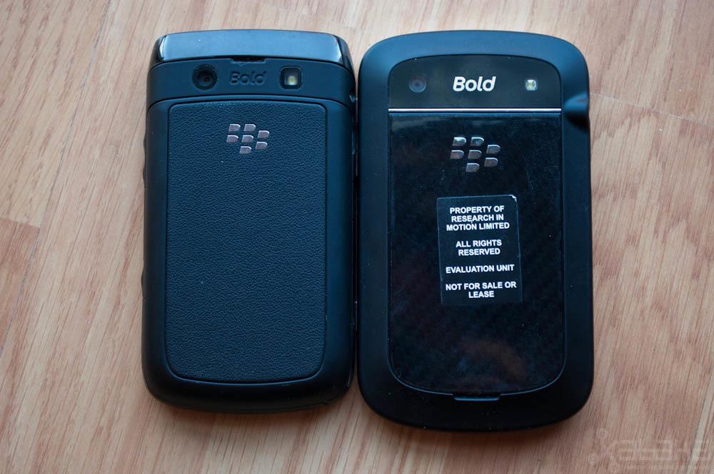 Foto de Blackberry Bold 9900, análisis (14/19)