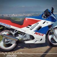 Aquellas maravillosas motos: prueba Honda NSR125R JC20 (características)