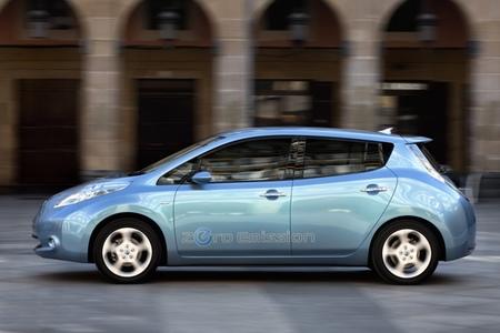Ventas en España de coches eléctricos en 2012