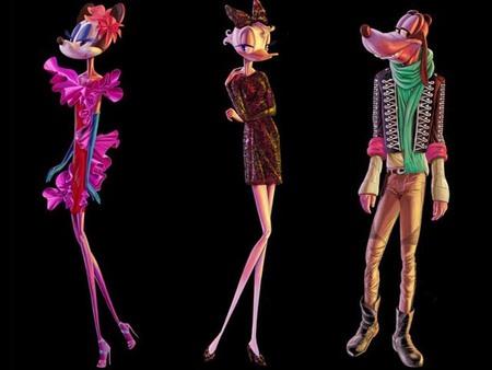 """Iconos Disney """"a la moda"""". ¿De verdad era necesario?"""