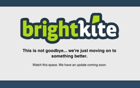 Brightkite cierra todos sus servicios y se prepara para redefinirse