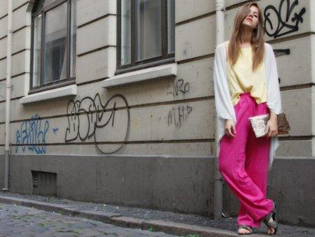Color block calle