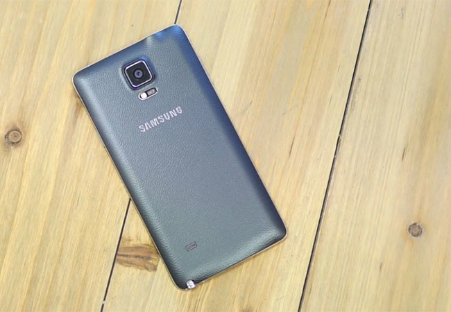 Samsung Galaxy Note 4 Analisis Xataka