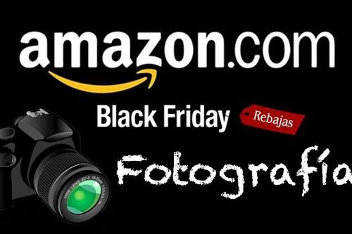 Black Friday Amazon 2017: las mejores ofertas en Fotografía y Vídeo, hoy, 23 de noviembre
