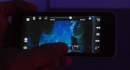 Foto de LG GW990, el primer teléfono con procesador Intel Moorestown (6/8)