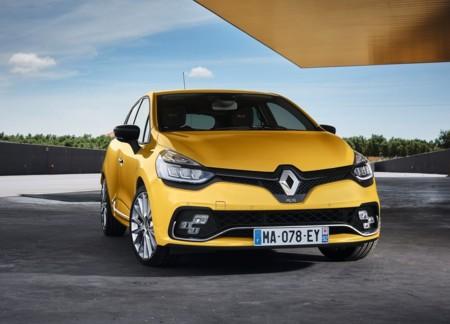 Nuevo Renault Clio RS, tres opciones de chasis... aún sin caja manual