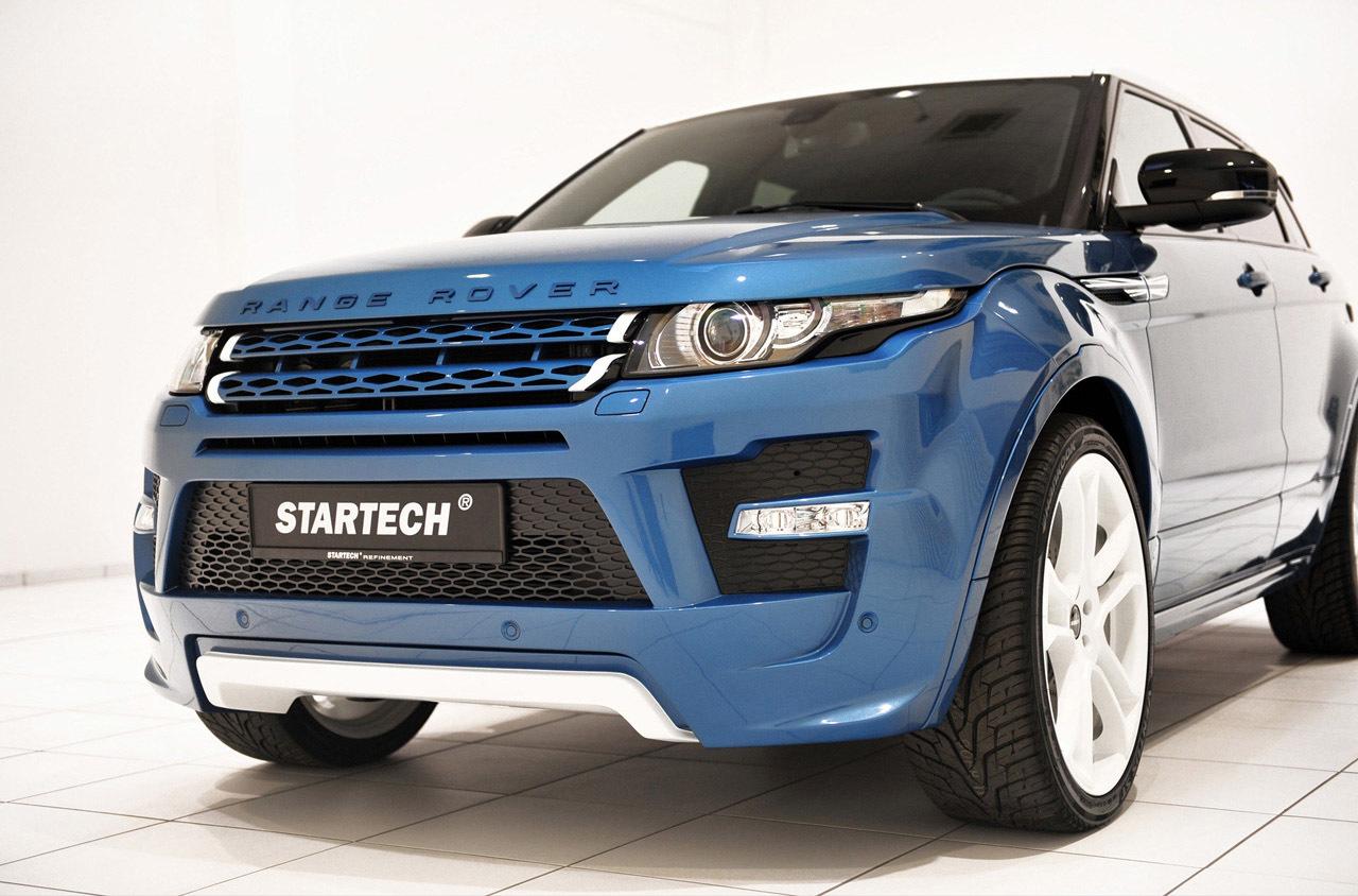 Foto de Startech Range Rover Evoque (30/31)