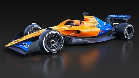 Mclaren F1 2021