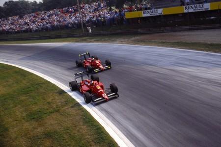 Berger Monza F1 1988