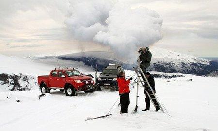 Top Gear: culpable de la erupción del Eyjafjallajökull