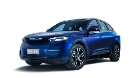 Este Singulato iS6 es un SUV eléctrico chino dispuesto a enfrentarse al Tesla Model X