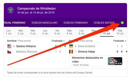 Resultados Wimbledon Buscar Con Google