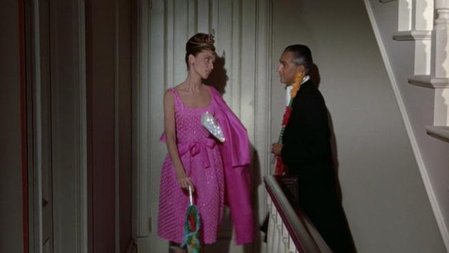Audrey Hepburns Style In Breakfast At Tiffanys 22