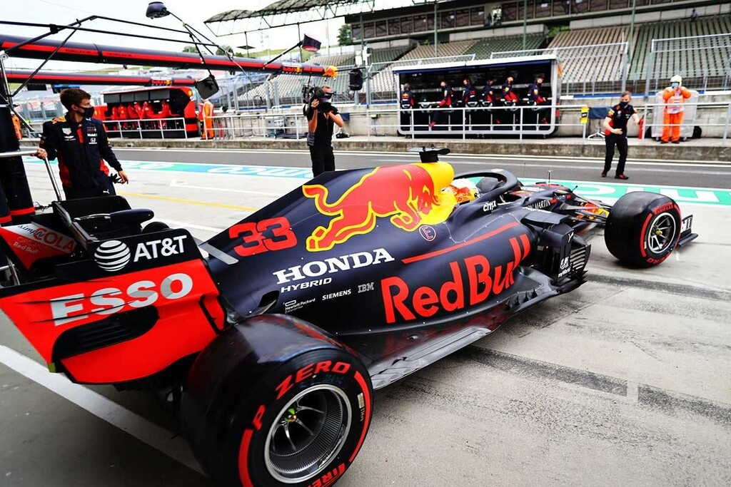 La repentina marcha de Honda deja a Red Bull y a todo el entramado híbrido de la Fórmula 1 contra las cuerdas