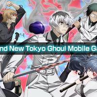 Tokyo Ghoul: re birth, el juego basado en la popular serie anime para iOS y Android, pondrá rumbo a occidente en otoño
