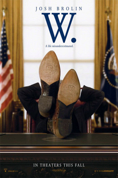 'W.', posters... ¿nuevos?