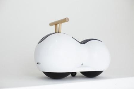 Spherovelo Juno, el triciclo que querrás robarle a tu hijo