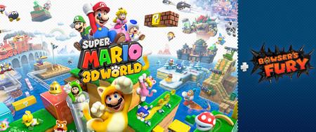 Super Mario 3D World dará el salto a Nintendo Switch en febrero de 2021 junto con la nueva expansión Bowser's Fury