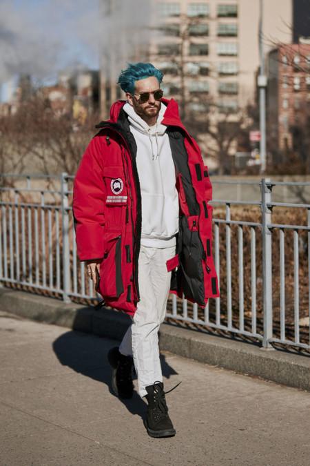 Street Style New York Fashion Week 2019 13