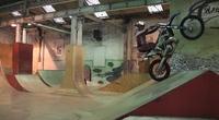 Una tarde con Graham Jarvis en el Skate Park