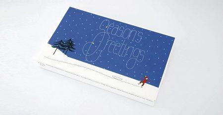 Esta Navidad envía un huerto con tus postales y felicitaciones