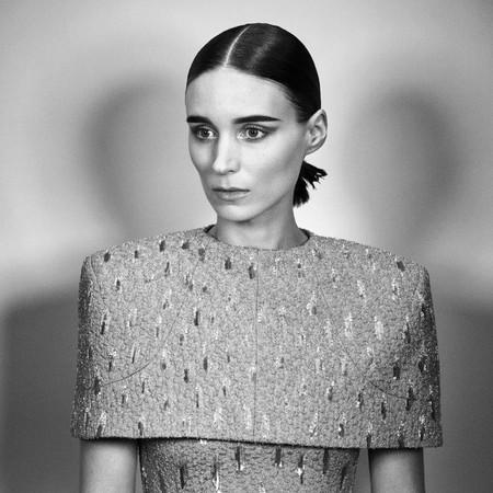 Y esta es la noticia de la semana: Rooney Mara se convierte en la nueva musa de Givenchy