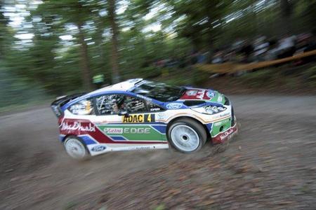 Rally de Alemania 2011: los Ford no funcionan en asfalto