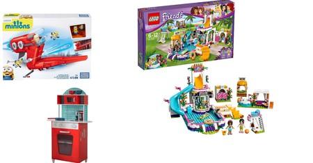 3 juguetes rebajados en Amazon para todas las edades de Lego, Beluga y Minions