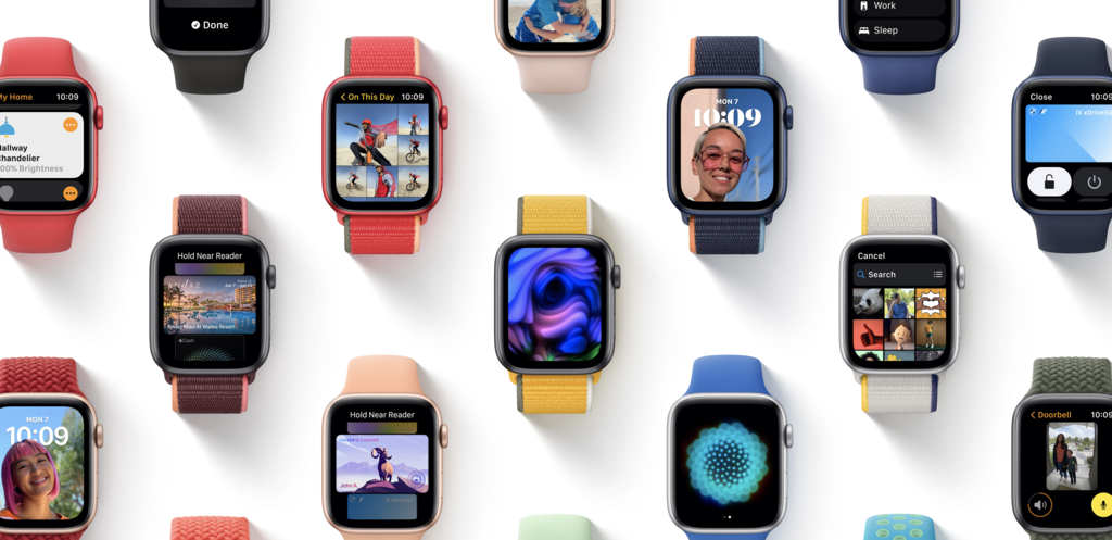 Los nuevos tamaños de Apple Watch traerán nuevas esferas optimizadas, según Gurman