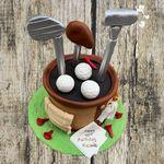 Pasteles con temas deportivos, un regalo original para el Día del Padre