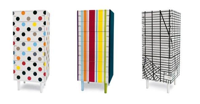 Foto de Trip furniture, colección de muebles multicolor (2/6)