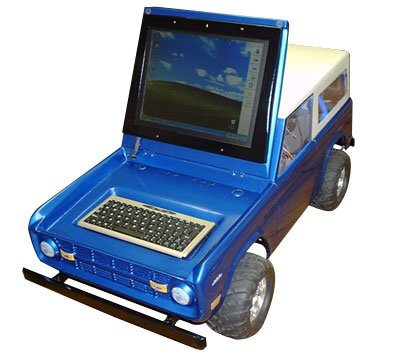 Ford Bronco PC