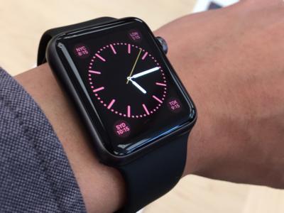 Cuatro posibles usos que los accesorios podrían hacer del puerto de diagnóstico del Apple Watch