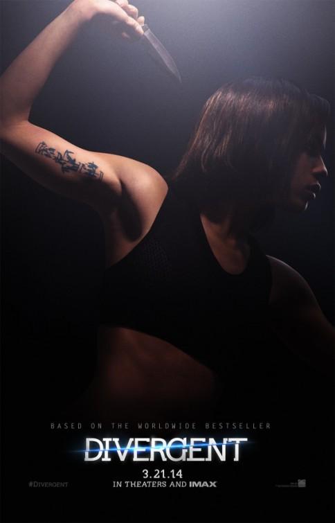 Foto de 'Divergente', carteles (7/10)