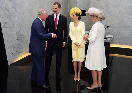 Dona Letizia En El Reino Unido 1