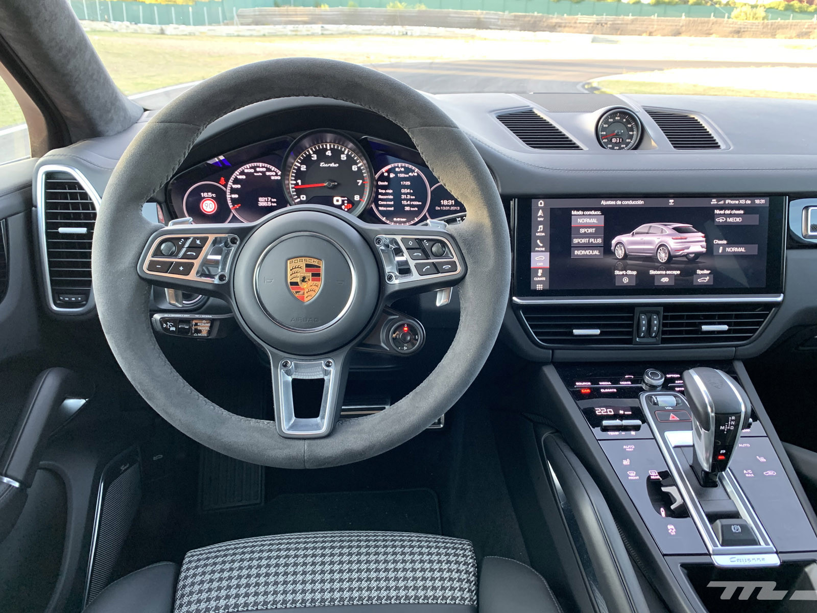 Foto de Porsche Cayenne Coupé Turbo (prueba) (29/42)