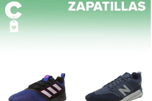 Chollos en tallas sueltas de zapatillas Nike, Adidas, Reebok o Puma en Amazon