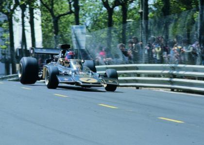 Coches, pilotos y horarios del Martini Legends en Montjuïc