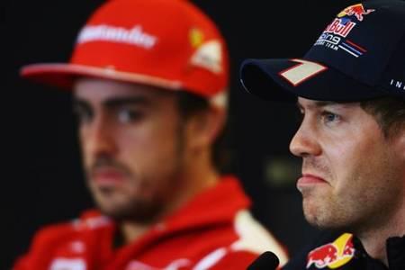 Sebastian Vettel lidera la primera jornada de entrenamientos del Gran Premio de Estados Unidos de Fórmula 1