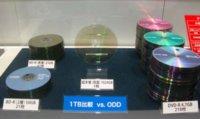 Discos ópticos de 1 TB, el futuro en manos de TDK y la industria