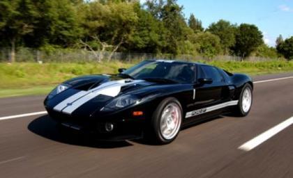 Ford GT biturbo por Heffner's Performance a 357,2 Km/h ¡en una milla!