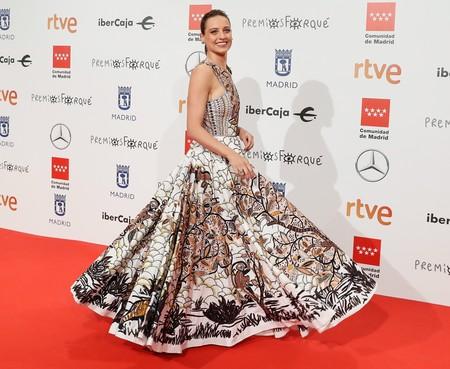 Premios Forqué 2020: estos han sido los mejores y los peores looks de la alfombra roja